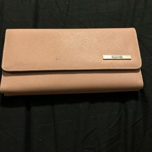 Kenneth Cole Pink wallet